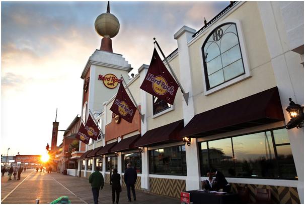 Hard Rock Casino Atlantic City