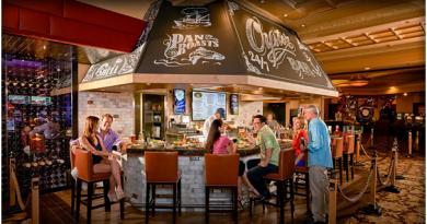 Four Wonderful Casino Restaurants