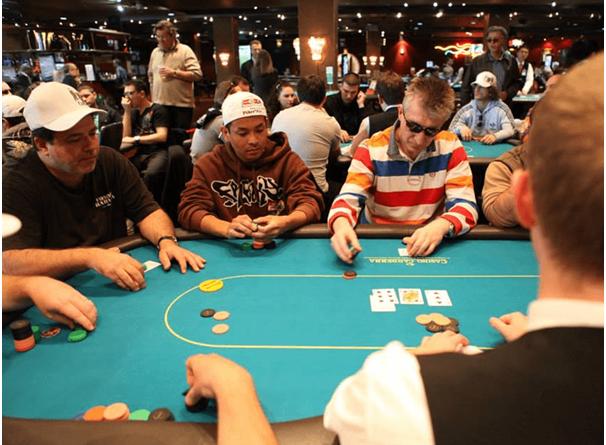 Poker Tournament in Australia