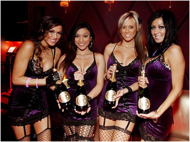 Deja Vu Strip Club Vegas