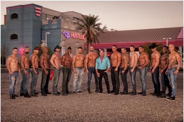 Kings of Hustler strip club