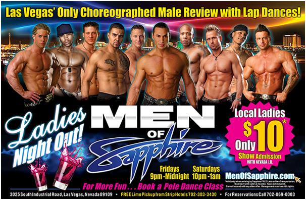 Sapphire Strip Club Vegas