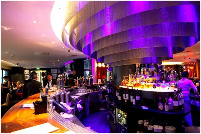 Marco Pierre White Steakhouse Bar & Grill at Alea Nottingham