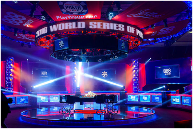World Series of Poker Cost