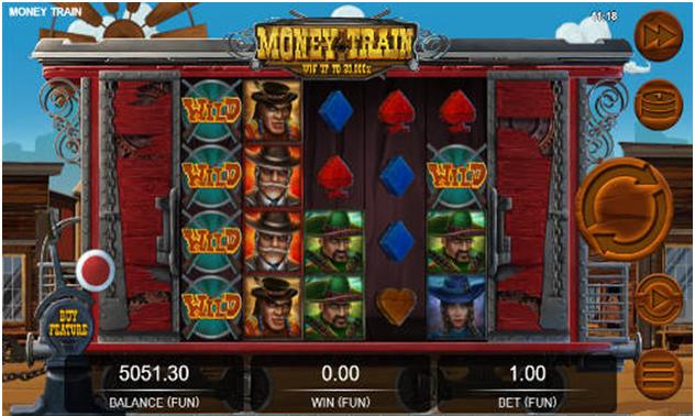 Money Train Pokies