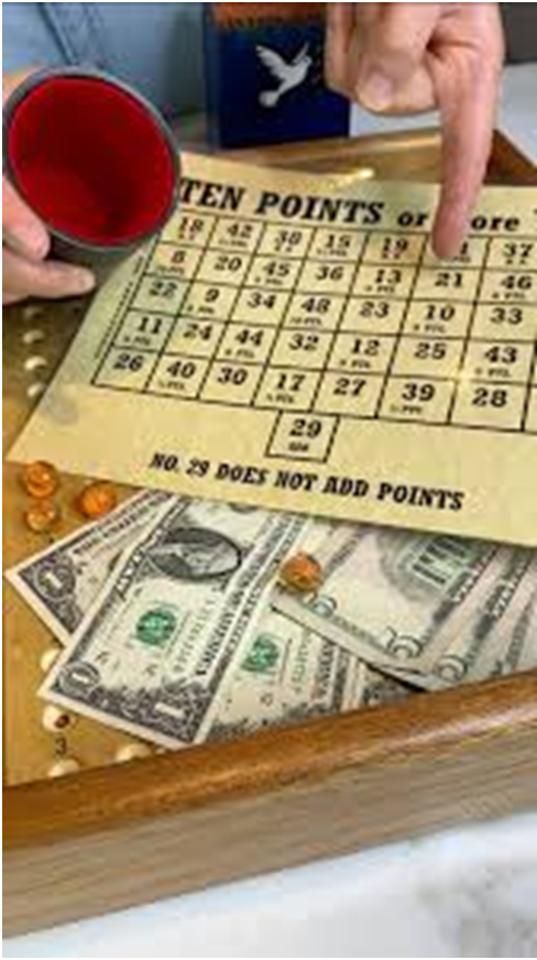 Razzle Dazzle game and its scam