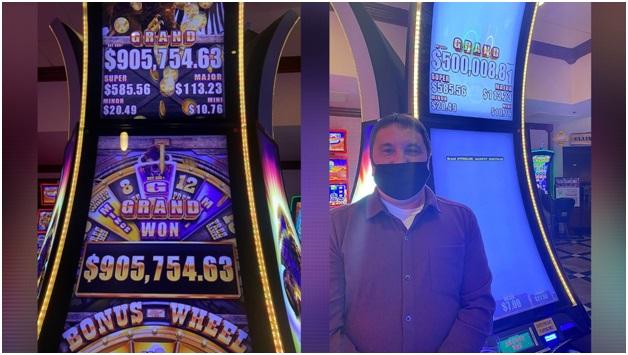$905K Winner of Buffalo Grand Slot Singing Tunes
