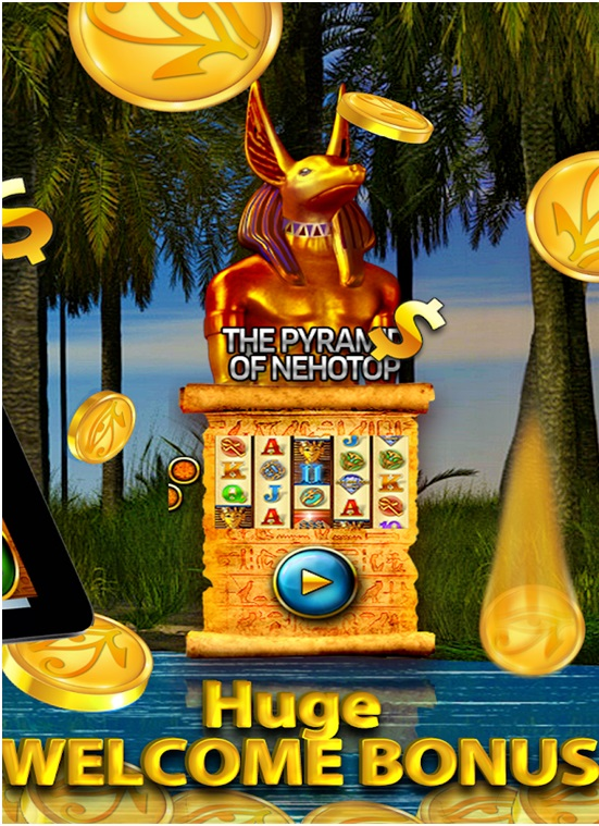 Slots Pharaoh's Way Online Casino & Slot Machine